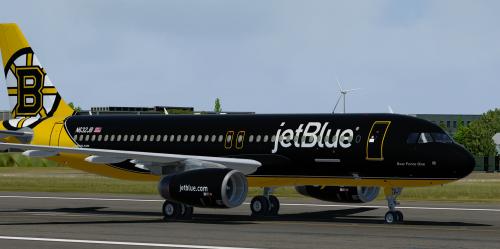 Jetblue Airways Airbus A320-232 N632JB 'Bear Force One