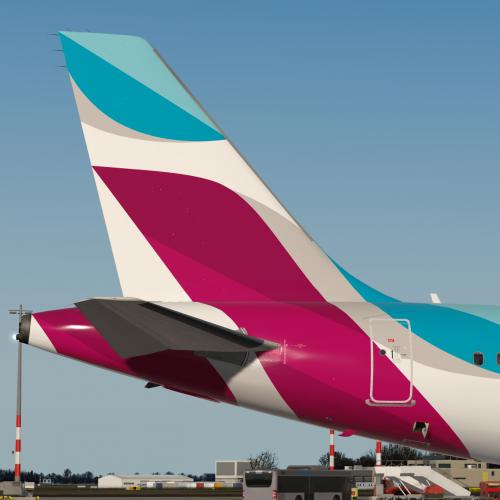 Eurowings A319 IAE OE-LYY