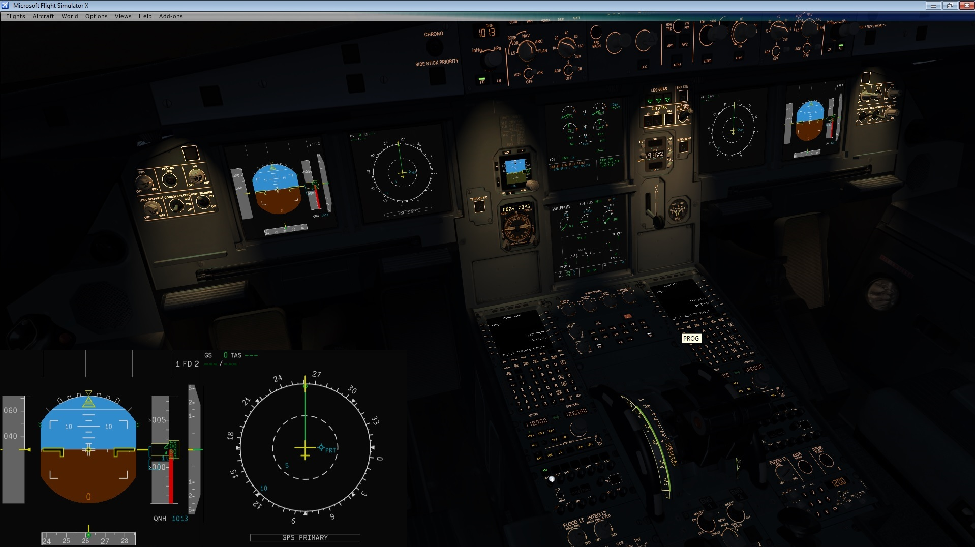 How to solve Blurry cockpit issues - Read These First