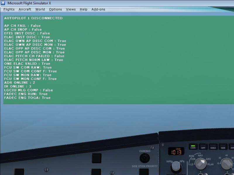 AutoPilot Disconnect - Page 4 - Archive - Flight Sim Labs Forums