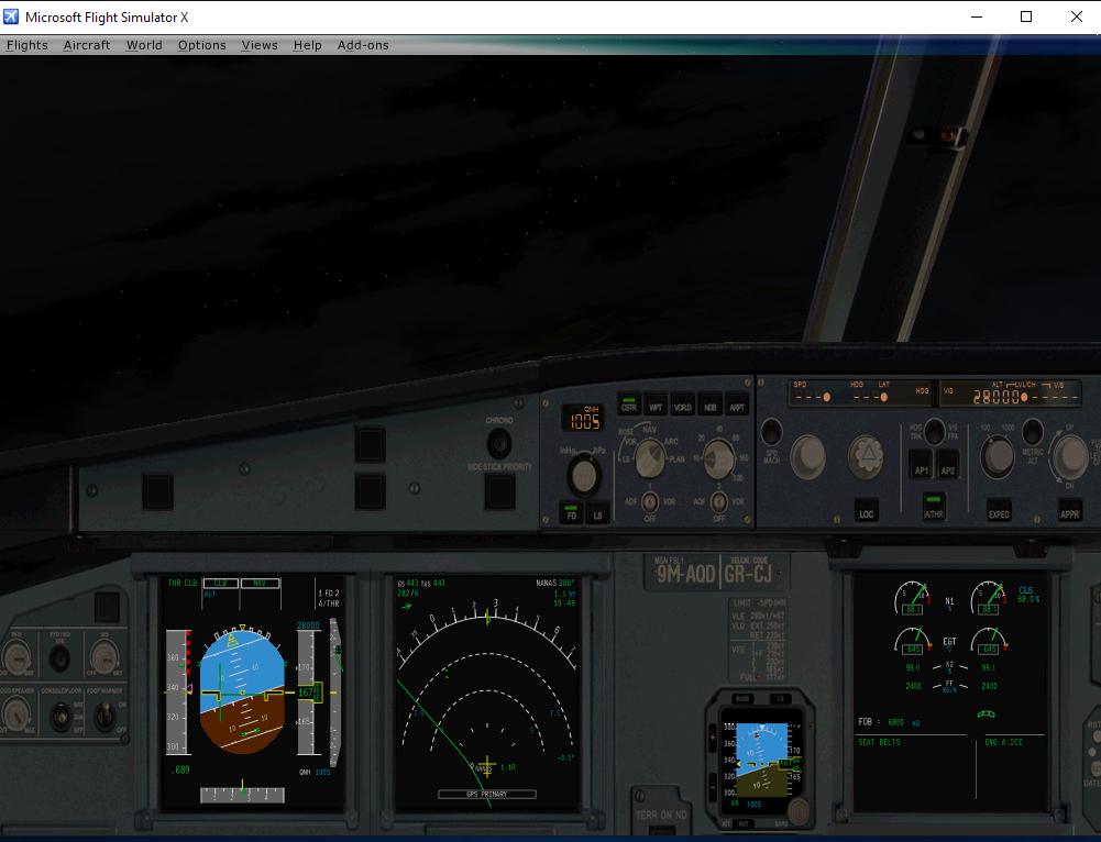 AutoPilot Disconnect - Archive - Flight Sim Labs Forums