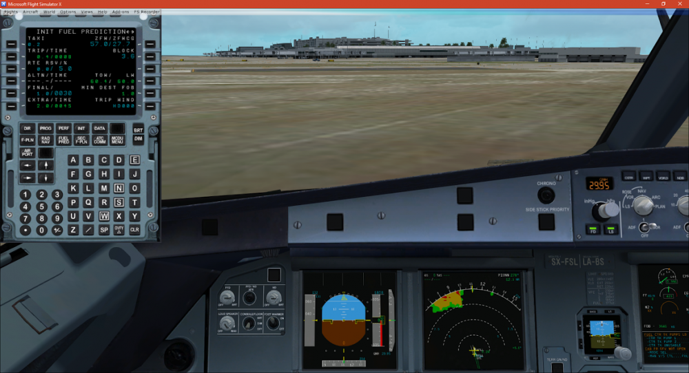 Airbus A320X Flare Logic? - Archive - Flight Sim Labs Forums