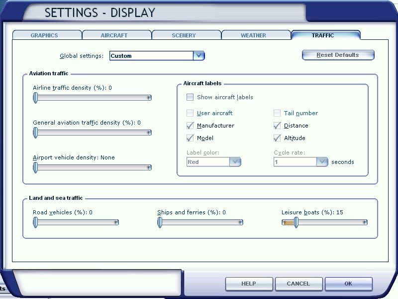 DX9 Settings - Archive - Flight Sim Labs Forums