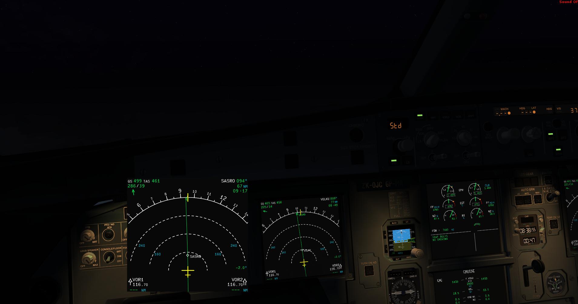 A320 Panel's Freezing - Archive - Flight Sim Labs Forums