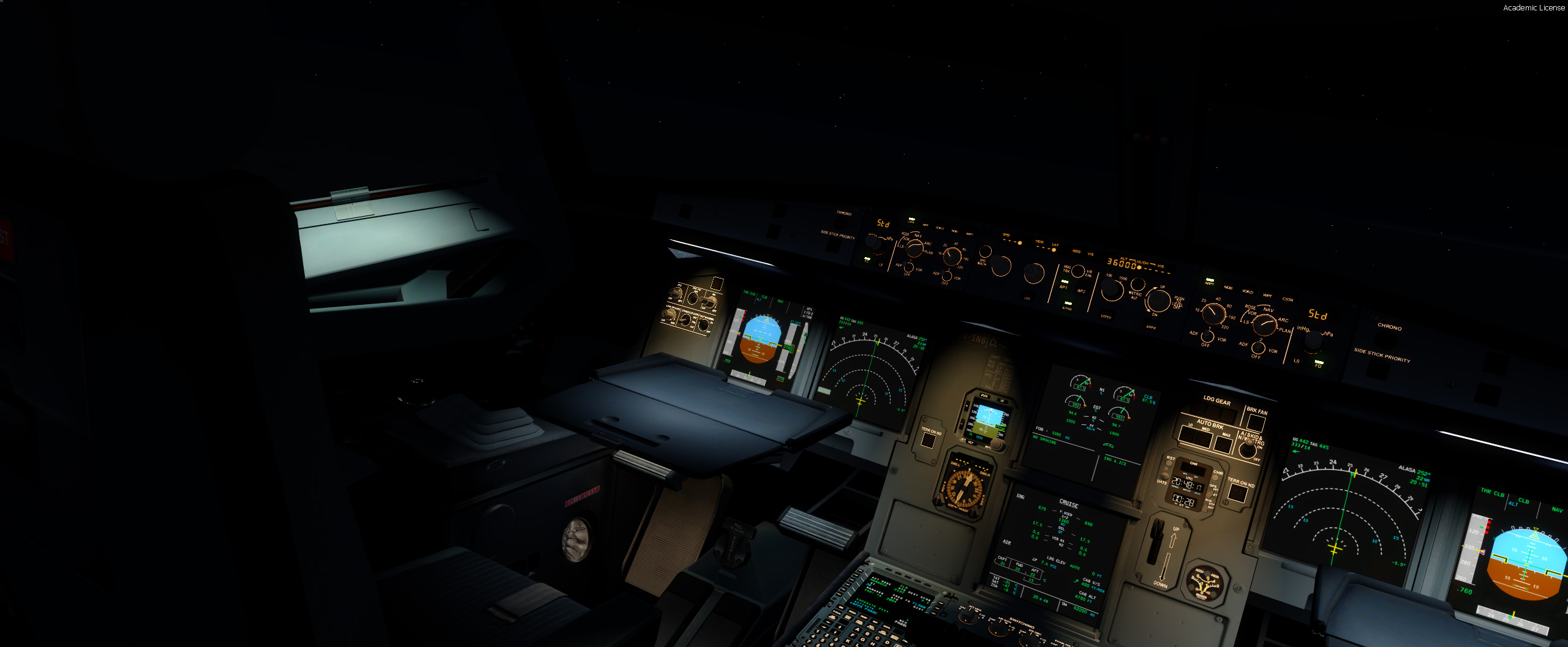 EZCA V2 Profile for A320X? - General Discussion - Flight Sim Labs Forums