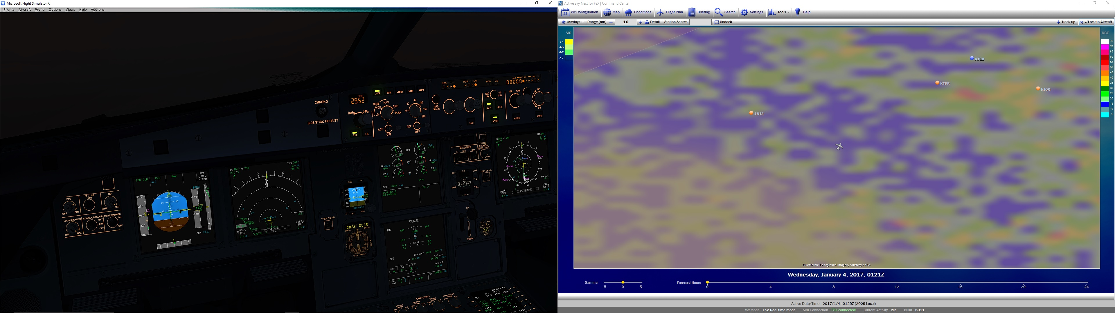 RESOLVED] Weather Radar Not Working - Page 2 - Archive - Flight Sim