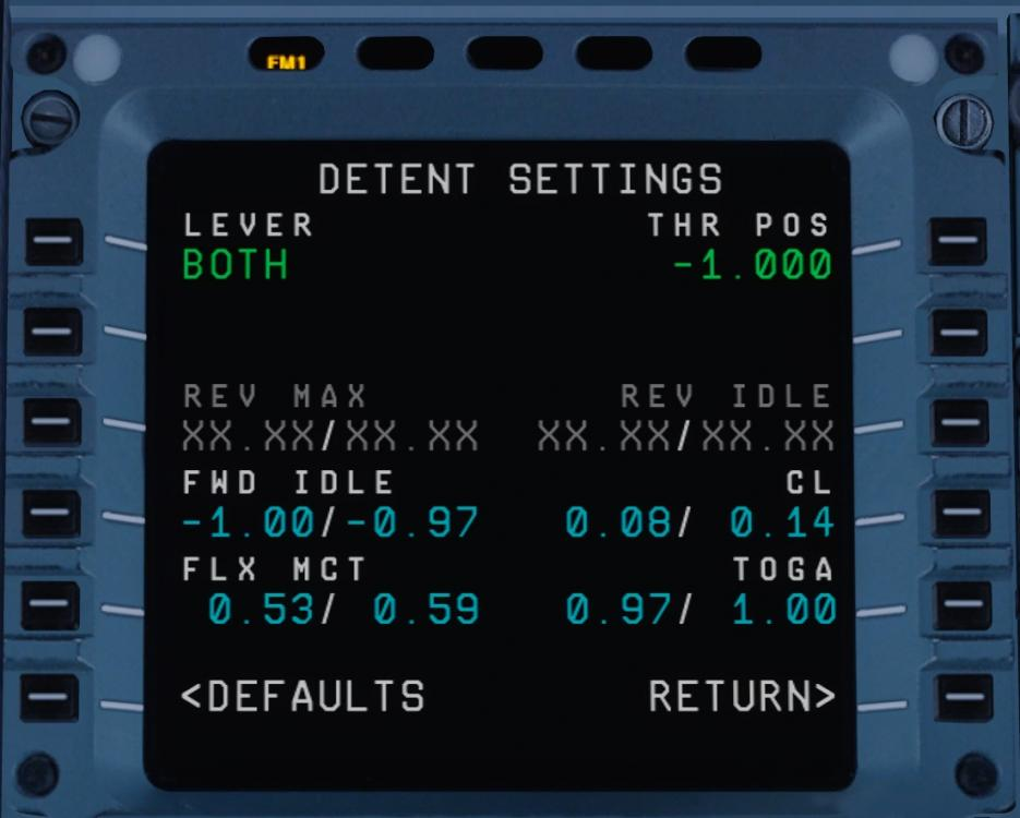 First Time Setup, Throttle Help - General Discussion - Flight Sim