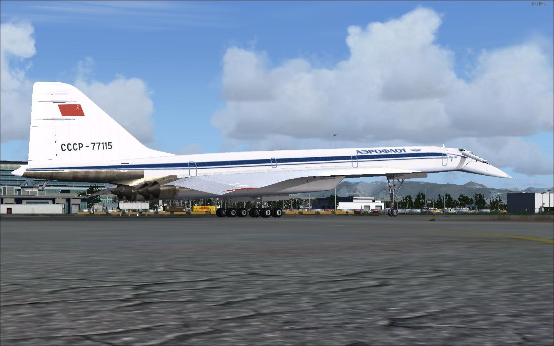 Concorde for P3dv4 - Concorde-X - Flight Sim Labs Forums