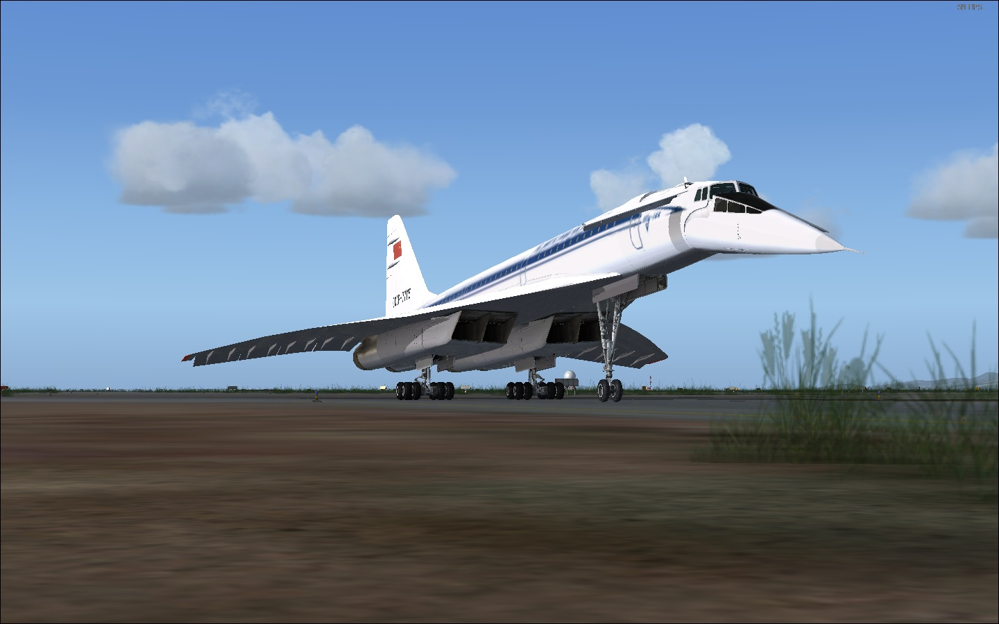 Concorde for P3dv4 - Concorde-X - Flight Sim Labs Forums
