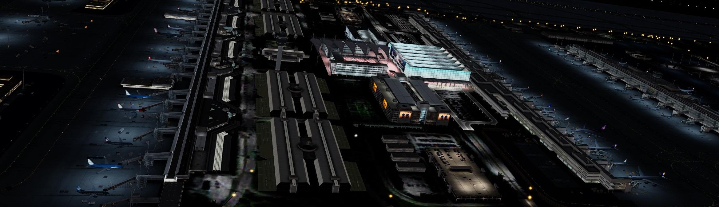 EDDM for P3Dv4 - SODE jetway enhancement - General Forum - Flight
