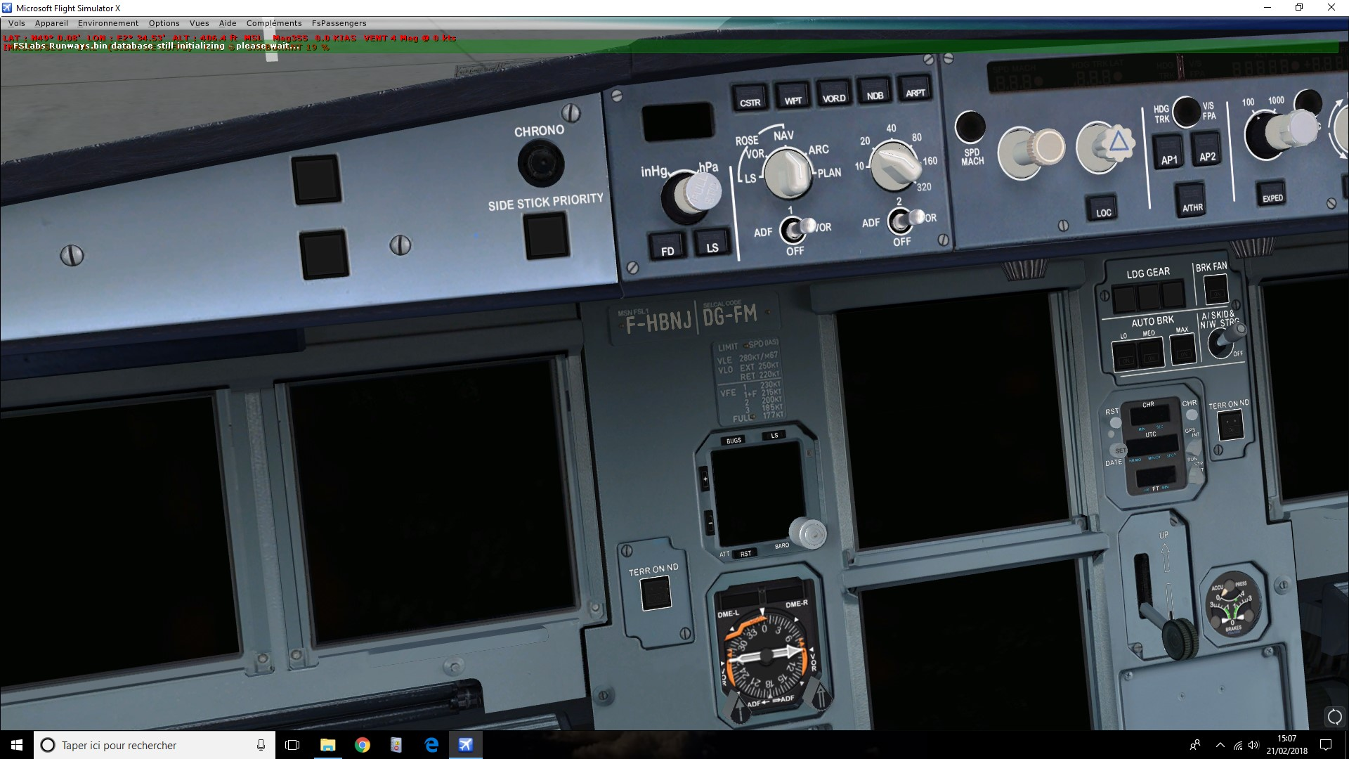 P3D SETTINGS US FSX GRAPHICS - General Discussion - Flight Sim Labs