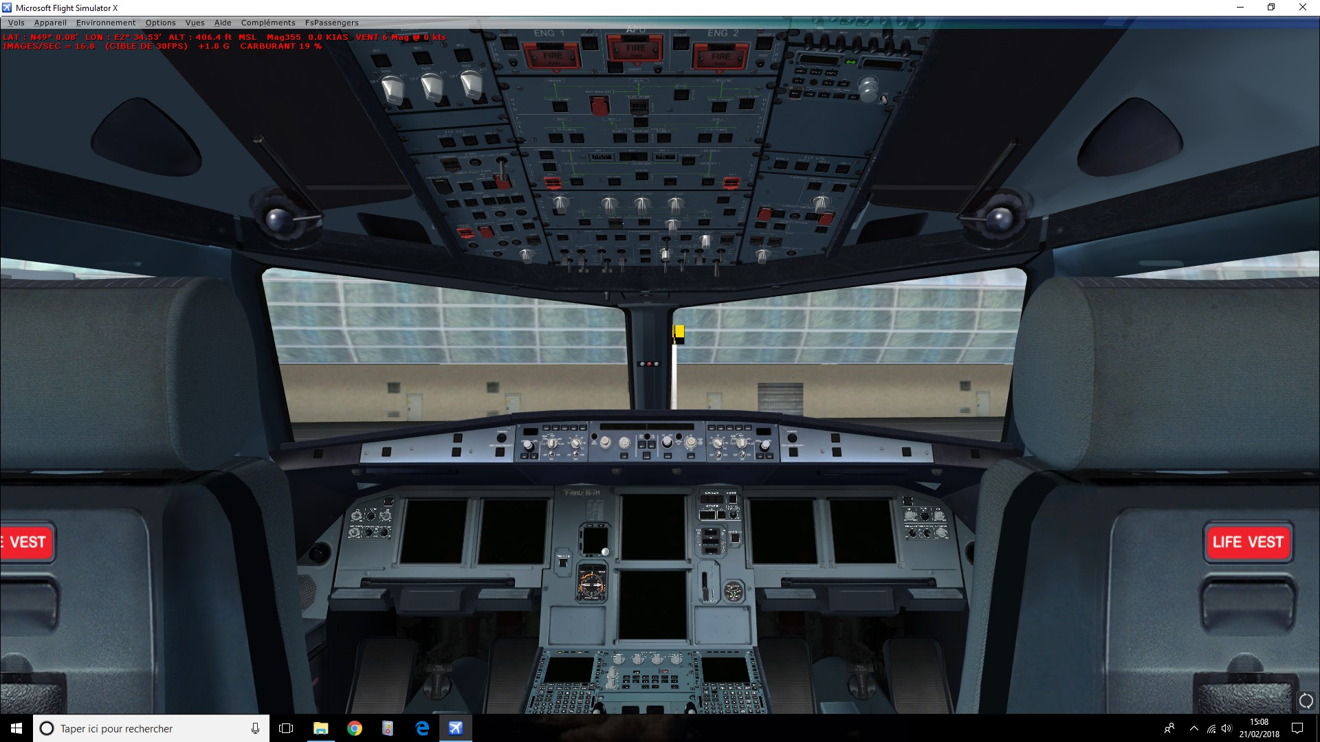 P3D SETTINGS US FSX GRAPHICS - General Discussion - Flight