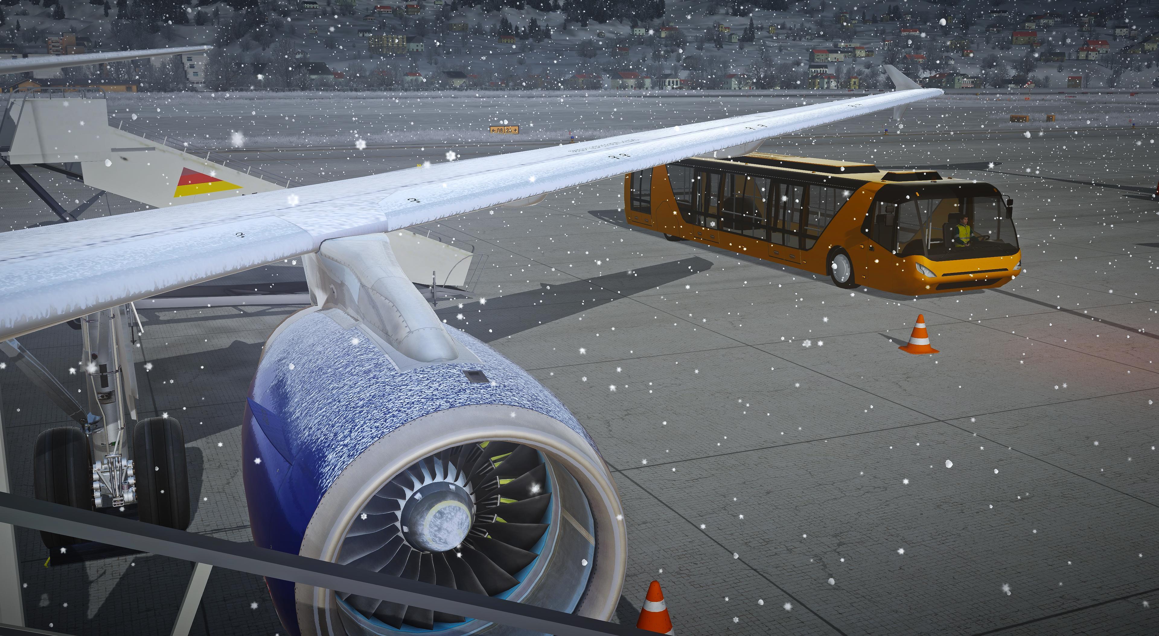 "A319-X ""super-cool"" feature reveal! - Announcements - Flight Sim"
