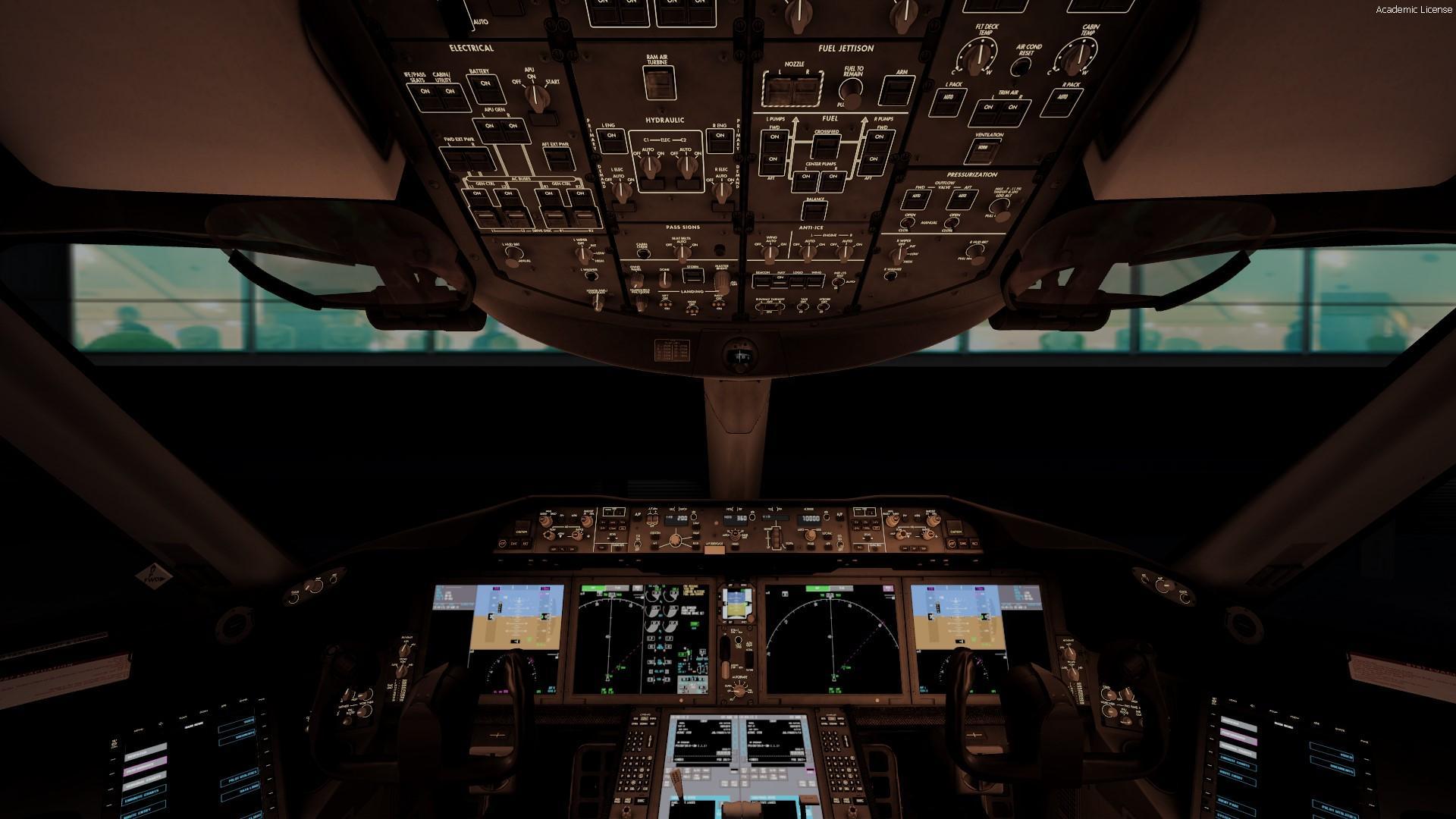 Resolved]No lights - FSL Spotlights - Flight Sim Labs Forums