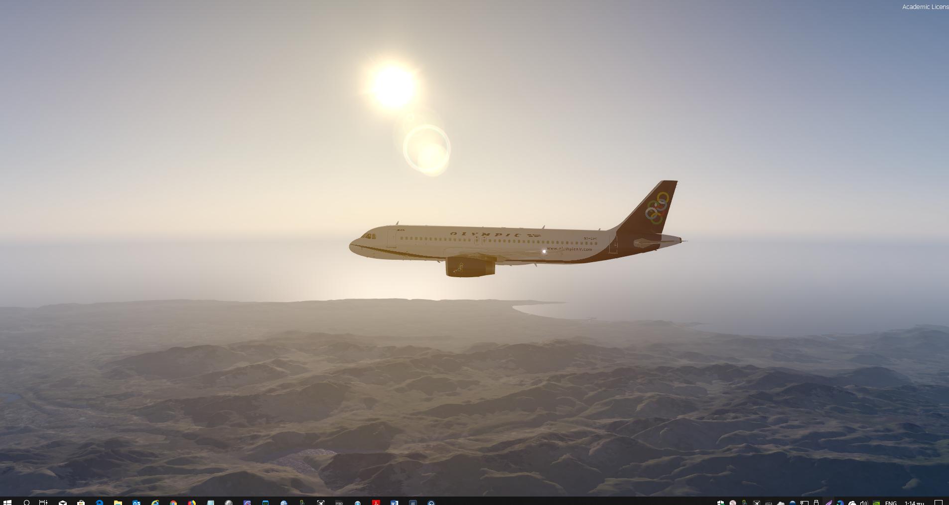 Olympic Air Virtual